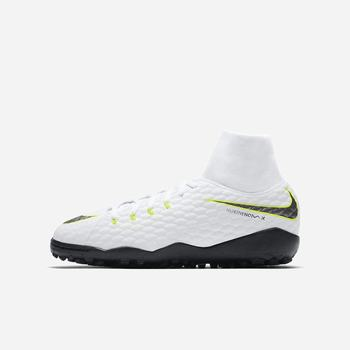 Nike Hypervenom PhantomX III Elite Dynamic Fit TF - Beyaz