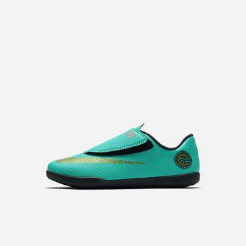 Nike Jr. MercurialX Vapor XII Club CR7 IC - Yeşil