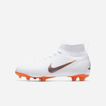 Nike Jr. Mercurial Superfly 360 Elite FG - Beyaz