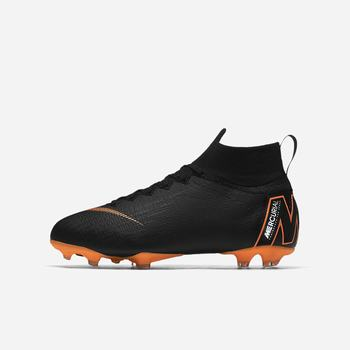 Nike Jr. Mercurial Superfly 360 Elite FG - Siyah