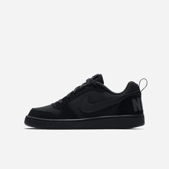 Nike Court Borough Low - Siyah