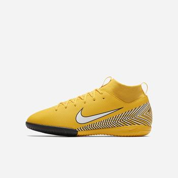 Nike Jr. Mercurial Superfly VI Academy Neymar Jr. IC - Sarı