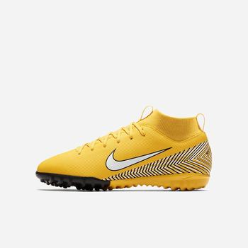 Nike Jr. Mercurial Superfly VI Academy Neymar Jr. TF - Sarı