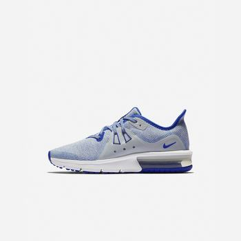 Nike Air Max Sequent 3 - Kraliyet Mavisi