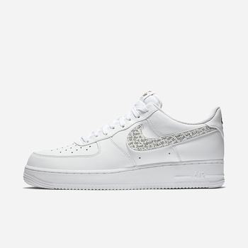 Nike Air Force 1 '07 LV8 JDI LNTC - Beyaz