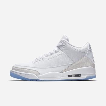 Nike Air Jordan 3 Retro - Beyaz