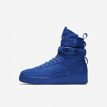 Nike SF Air Force 1 - Kraliyet Mavisi