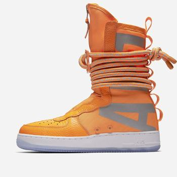 Nike SF Air Force 1 Hi - Turuncu