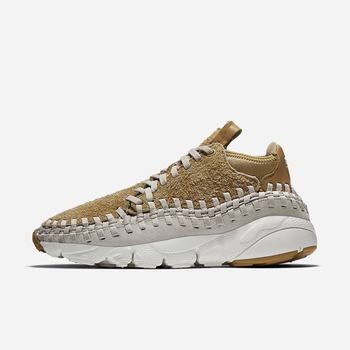 Nike Air Footscape Woven Chukka QS - Gold