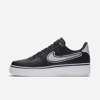 Nike Air Force 1 '07 LV8 Sport - Siyah