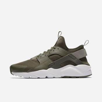 Nike Air Huarache Run Ultra - Haki
