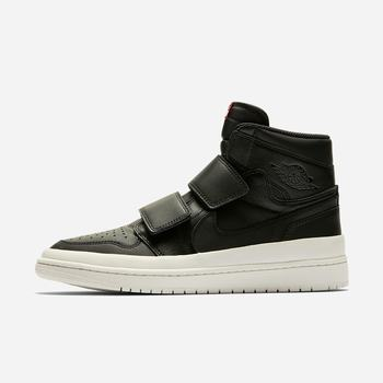 Nike Air Jordan 1 Retro High Double-Strap - Siyah