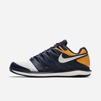 Nike Air Zoom Vapor X Hard Court - Siyah Mavi