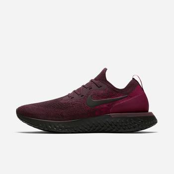 Nike Epic React Flyknit - Koyu Bordo
