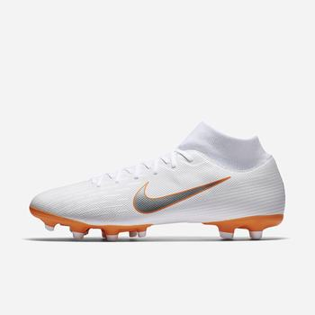 Nike Mercurial Superfly VI Academy MG Just Do It - Beyaz