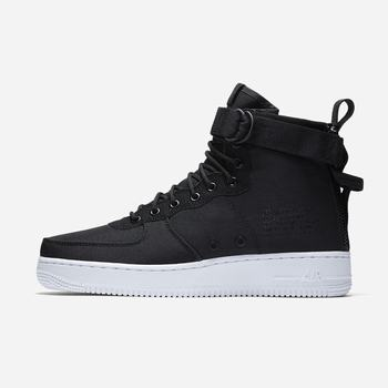 Nike SF Air Force 1 Mid - Siyah