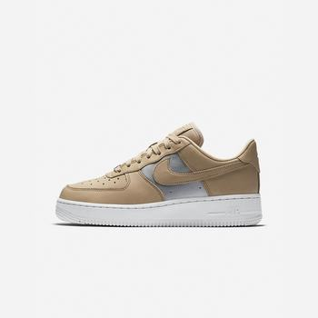 Nike Air Force 1 '07 SE Premium - Bej Rengi