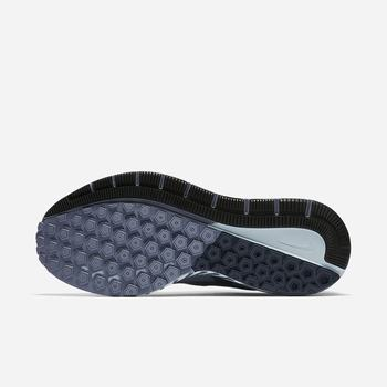 Nike Air Zoom Structure 21 Shield - Koyu Mavi