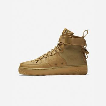 Nike SF Air Force 1 Mid - Gold