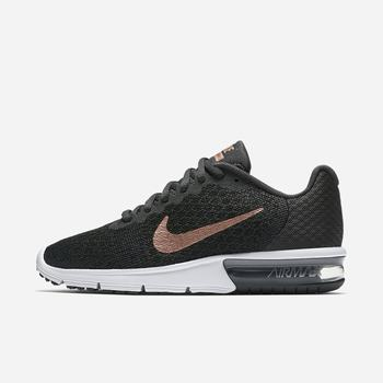 Nike Air Max Sequent 2 - Koyu Gri