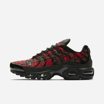 Nike Air Max Plus TN SE Tartan - Siyah