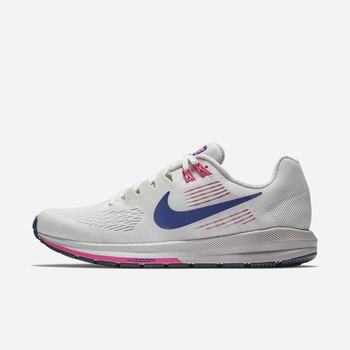 Nike Air Zoom Structure 21 - Beyaz
