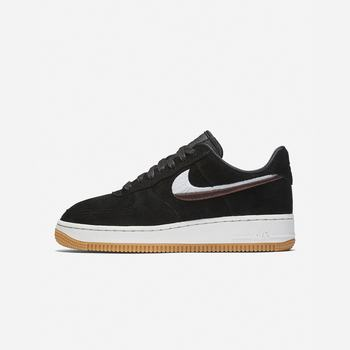 Nike Air Force 1 '07 LX - Siyah