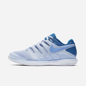 Nike Court Air Zoom Vapor X Hard Court - Kraliyet Mavisi